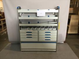 Aluminium Sortimo ladenkast RT-101