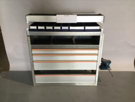 Aluminium inrichting Finnerup Bi-046