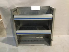 Aluminium schappenkast Du-023