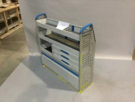 Aluminium ladenkast Sortimo RT-074