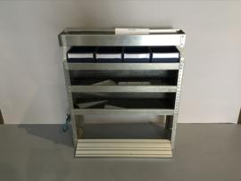 Aluminium inrichting Finnerup Bi-042