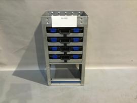 Aluminium kofferkast Du-002