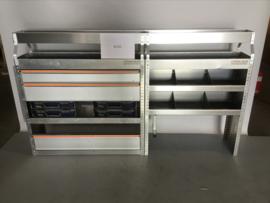 Aluminium inrichting Finnerup Bi-025