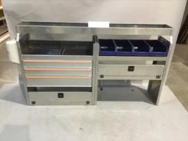 Aluminium Inrichtingen (gebruikt)