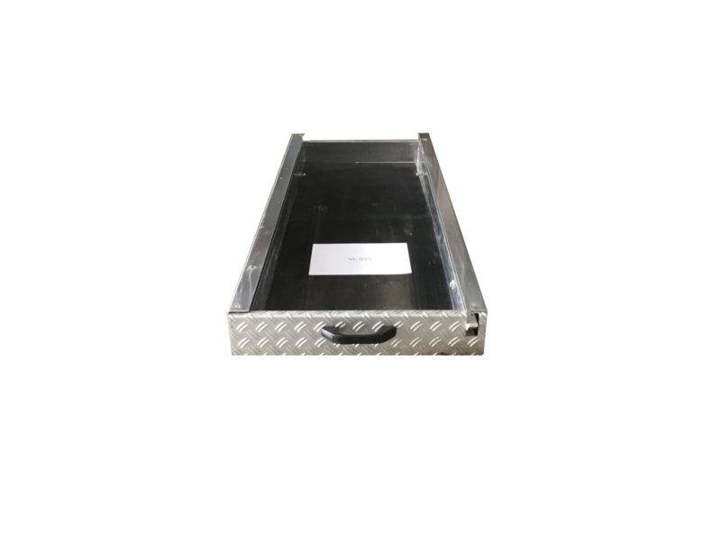 Aluminium Vloerlade tot 250kg draagvermogen VL-025