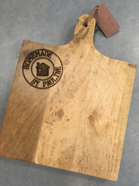Mango houten snijplank 40x30 cm