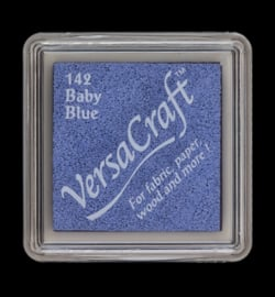"Versacraft small ""Baby Blue"" textielinkt"