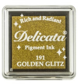 Delicata Golden Glitz klein