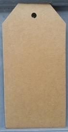 Klassiek label supergroot (15x7,5/25stuks)