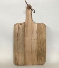 Mango houten snijplank H (36x20cm)