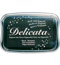 Delicata Black Shimmer