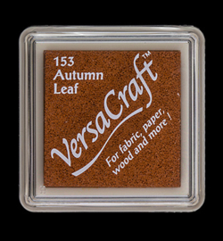 "Versacraft small ""Autumn Leaf"" textielinkt"