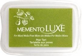 """Memento Luxe """"Pear Tart"""""""
