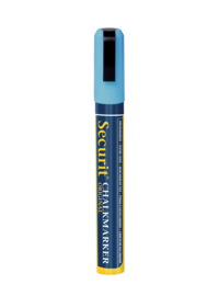 Krijtstift medium blauw (2-6mm) Securit
