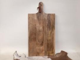 Mango houten snijplank K2 (80x40m) incl graveren
