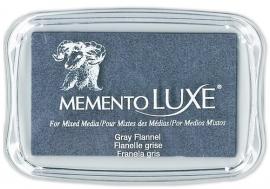 "Memento Luxe ""Gray Flannel"""