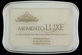 "Memento Luxe ""Wedding Dress"""