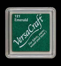 "Versacraft small ""Emerald"" textielinkt"