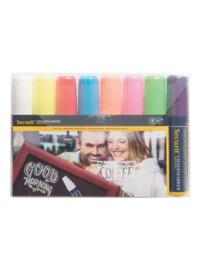 Flüssigkreide Xta Dick 8 Farben 7-15mm)