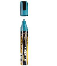 Flüssigkreide stift blau Medium (2-6mm)