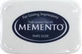 Memento Paris Dusk Stempelkissen