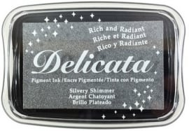 Delicata Silvery Shimmer