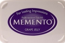 Memento Grape Jelly Stempelkissen