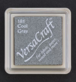"Versacraft small ""Cool Gray"" textielinkt"