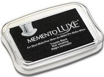 "Memento Luxe ""Tuxedo Black"""