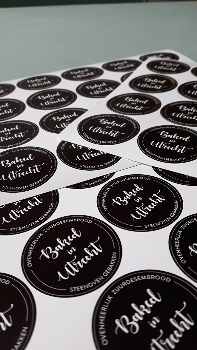 Stickers laten maken