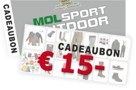 Cadaubon 15 euro