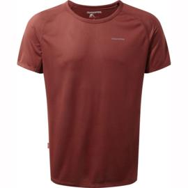Craghoppers Baselayer NL SS Heren T-shirt