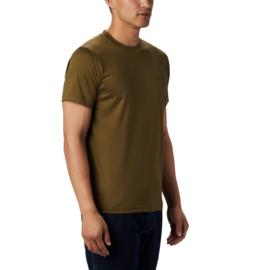 Columbia Zero Rules SS Shirt Heren