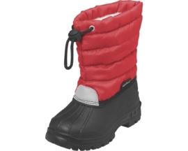 Snowboots zwart/rood