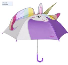 3D Paraplu Unicorn
