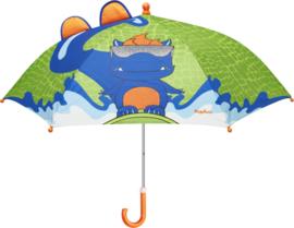 3D Paraplu dinosaurus