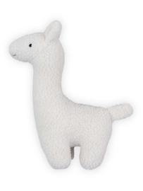 Jollein Knuffel Lama off-white