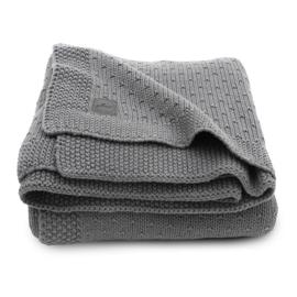 Deken Bliss knit storm grey