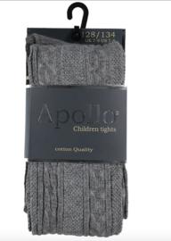 Apollo maillot cable grijs