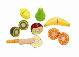 Fruit snijden hout