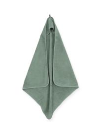 Jollein Badcape Badstof 75x75cm - Ash Green
