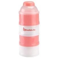 Melkpoedertoren roze/wit