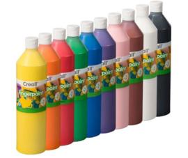 Creall Vingerverf 750 ml per fles