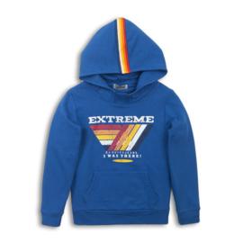 DJ DutchJeans Hoodie Extreme Blue