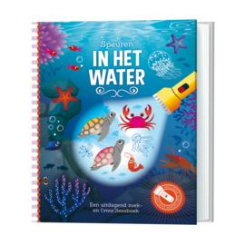 Zaklampboek Speuren in het water