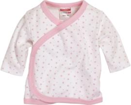 Wikkel shirt rose ster