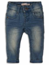 Dirkje stretch jeans/ blue jeans