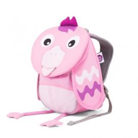 Affenzahn rugzak klein Finja de Flamingo, 4 liter inhoud