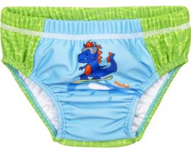 Luier zwembroek UV werend Dino