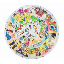 XXL Learning Puzzle my life